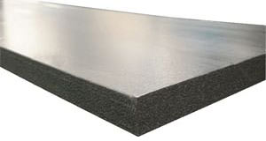 SilverGlo™ crawl space wall insulation available in Middlebury