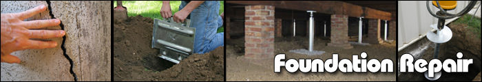 Foundation Repair in VT and NH, including Burlington, Keene & Laconia.