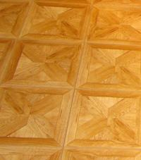 Parquet basement floor tiles Brattleboro, Vermont and New Hampshire